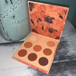 Big Poppy Colourpop Eyeshadow Palette